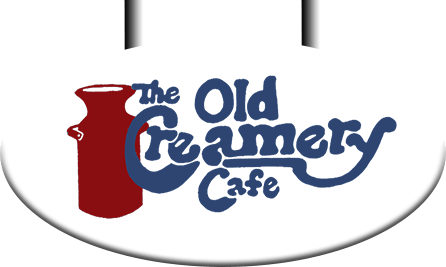 The Old Creamery Cafe - logo